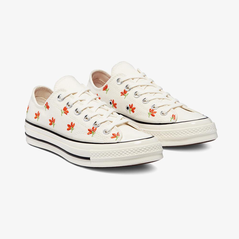 Converse Chuck 70 Ox Kadın Krem Sneaker