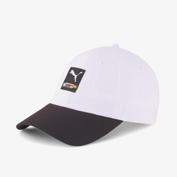Puma Unisex Beyaz Şapka
