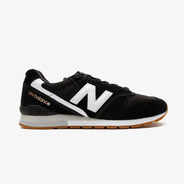 New Balance 996 Erkek Siyah Spor Ayakkabı
