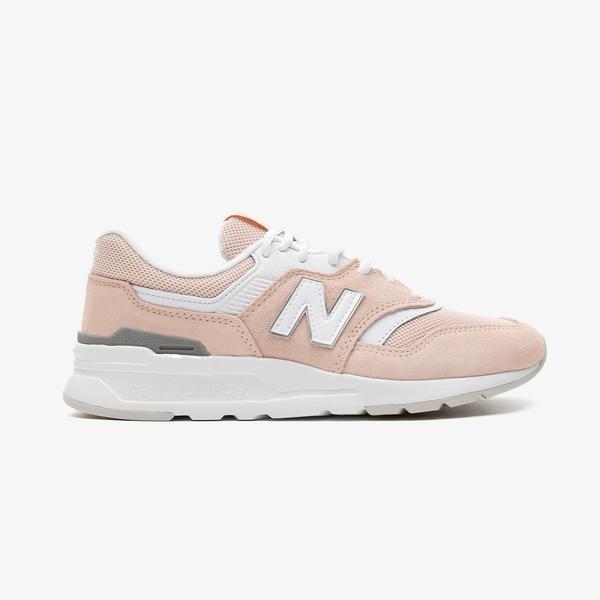 New Balance 997 Kadın Pembe Spor Ayakkabı