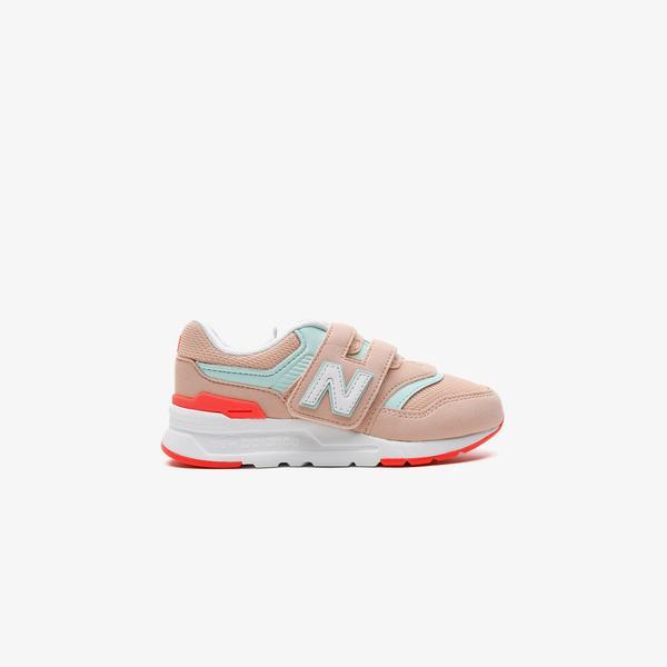 New Balance 997 Çocuk Pembe Spor Ayakkabı
