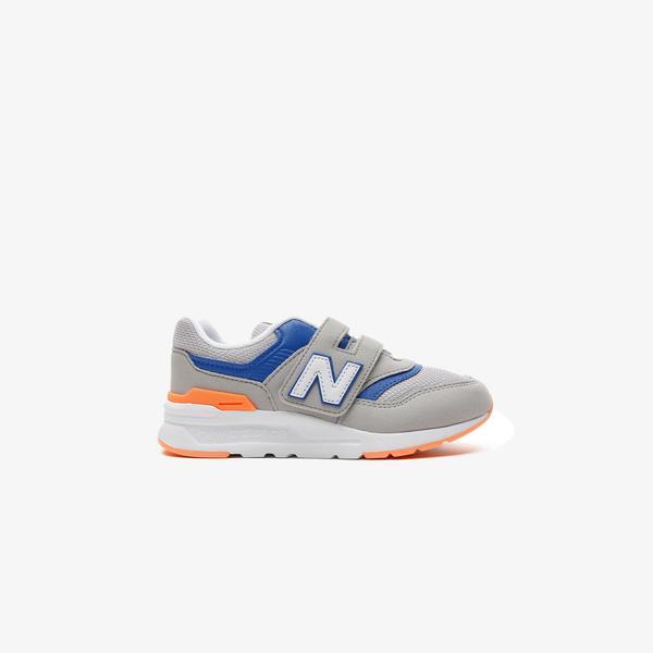 New Balance 997 Çocuk Gri Spor Ayakkabı