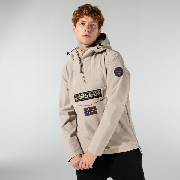 Napapijri Erkek Bej Ceket