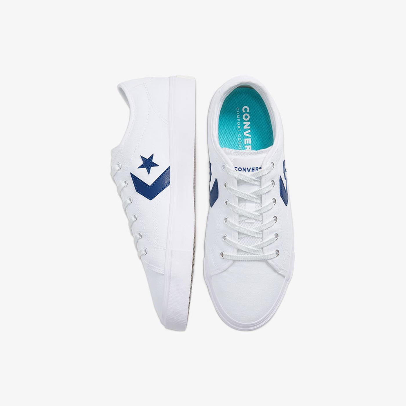 Converse Star Replay Erkek Beyaz Sneaker