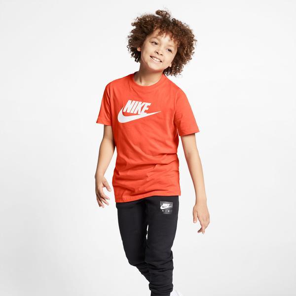 Nike Sportswear Futura Icon Td Çocuk Turuncu T-Shirt