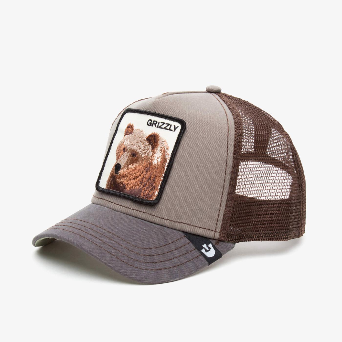 Goorin Bros Grizz Unisex Kahverengi Şapka