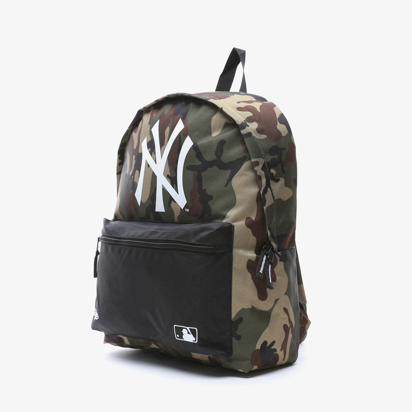 New Era New York Yankees Yeşil Unisex Sırt Çantası