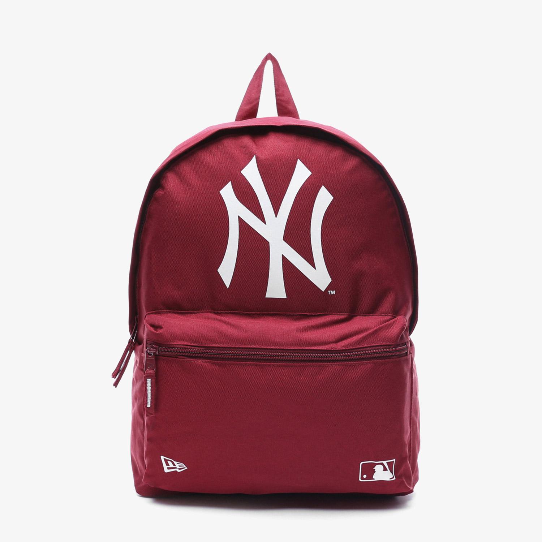 New Era New York Yankees Bordo Unisex Sırt Çantası