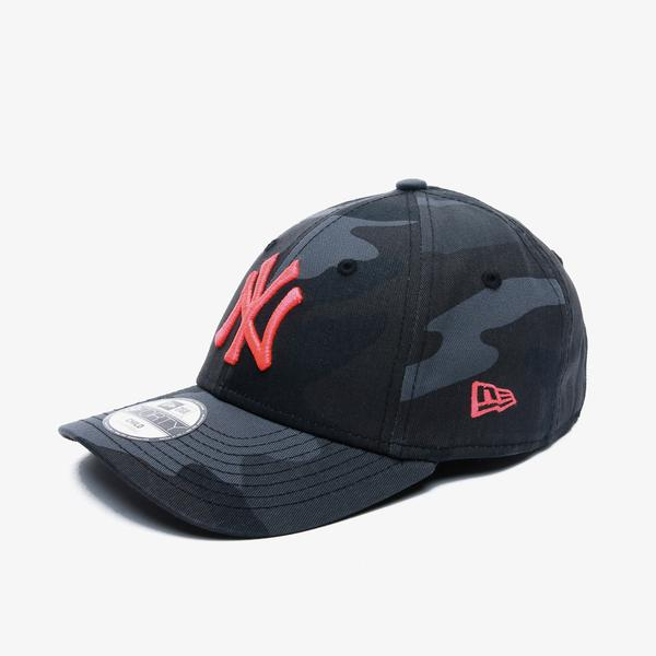 New Era New York Yankees 940 Çocuk Lacivert Şapka