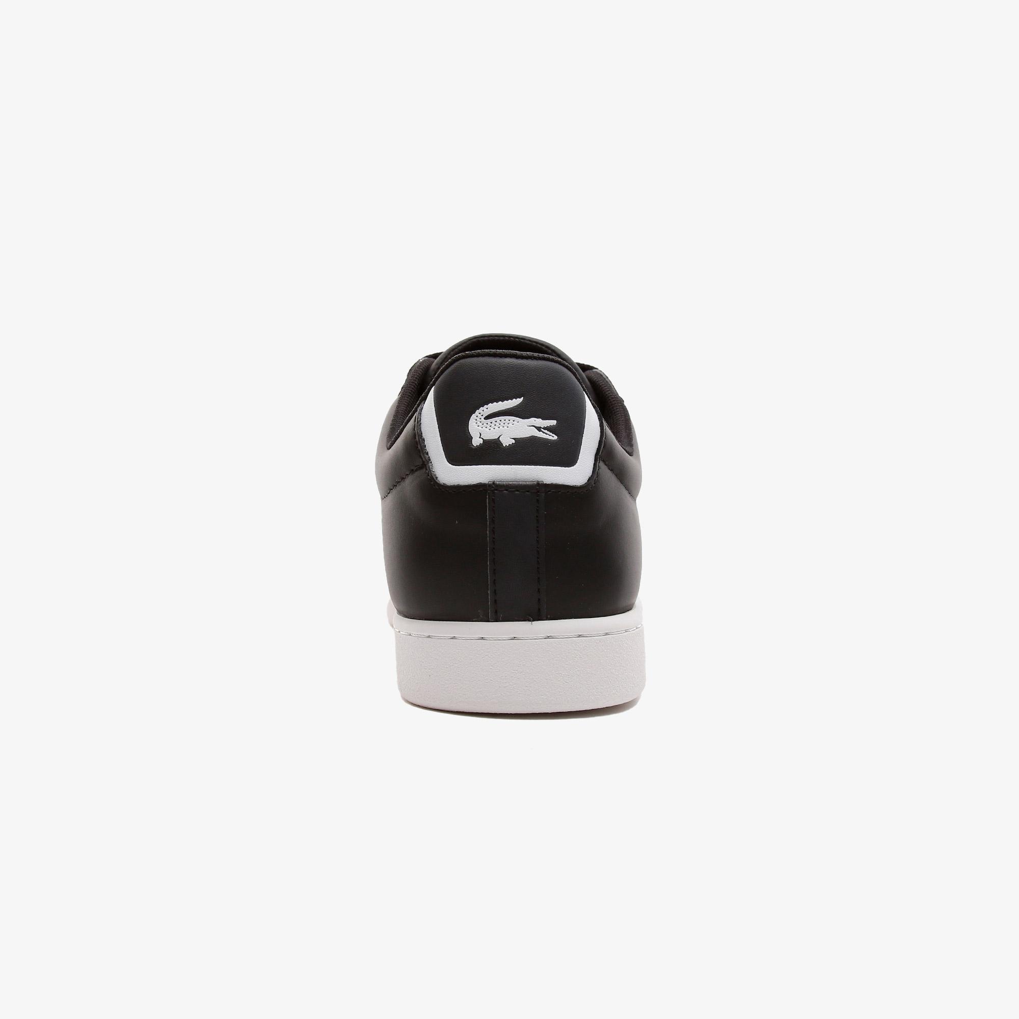 Lacoste Carnaby Evo Bl 1 Spm Erkek Siyah Spor Ayakkabı
