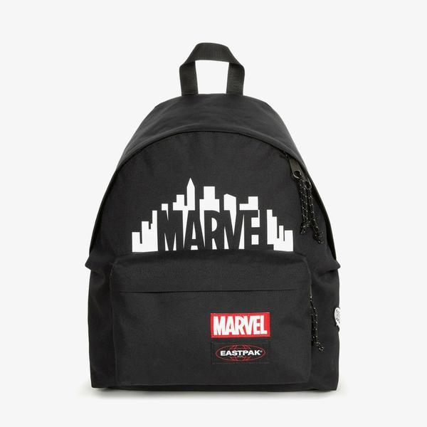 Eastpak Padded Pak'R Marvel Skyline Unisex Siyah Sırt Çantası