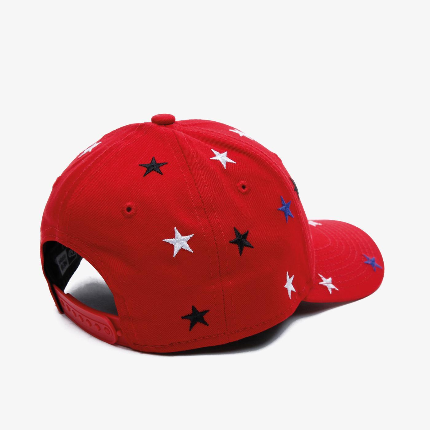 New Era New York Yankees 940 Çocuk Kırmızı Şapka