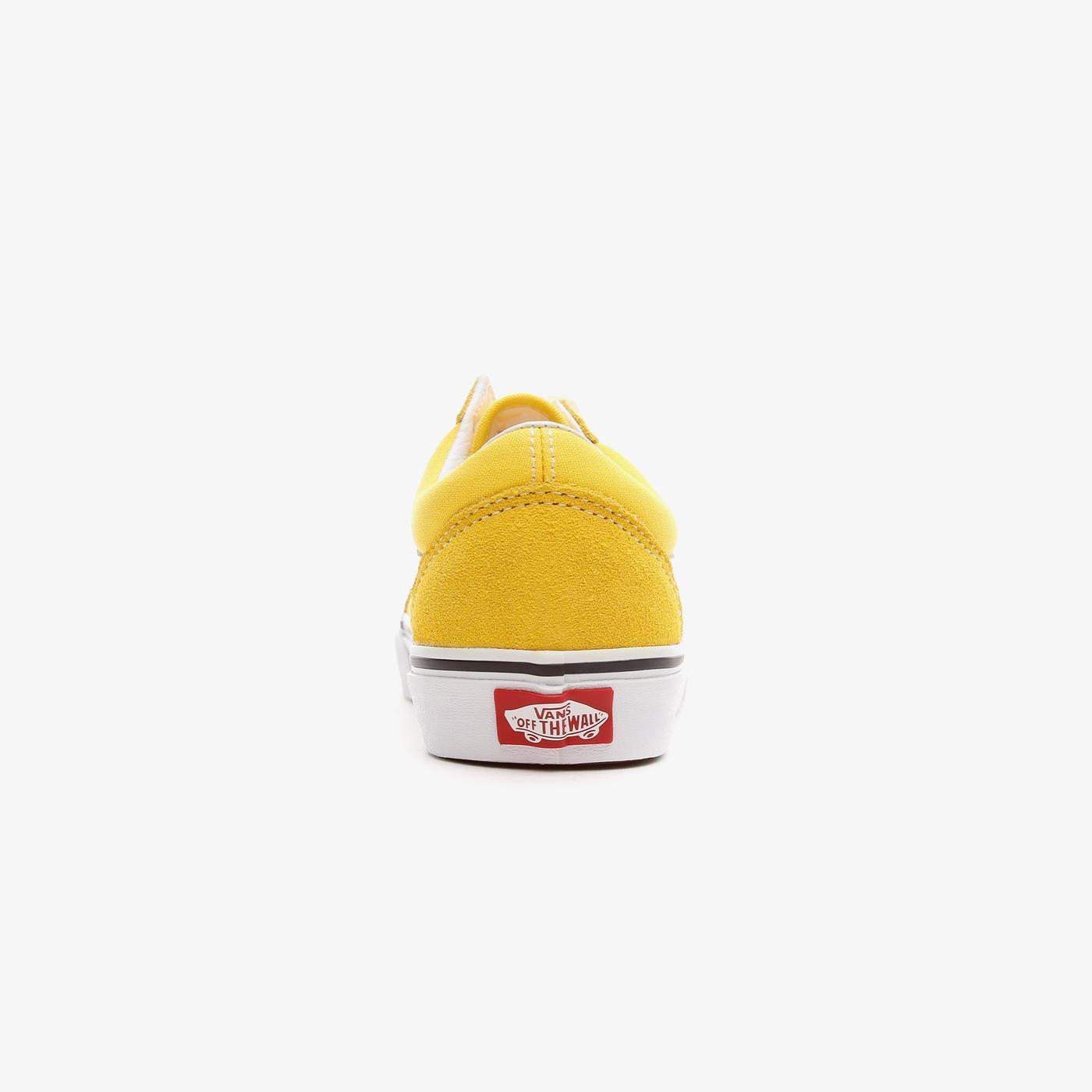 Vans Old Skool Kadın Sarı Sneaker