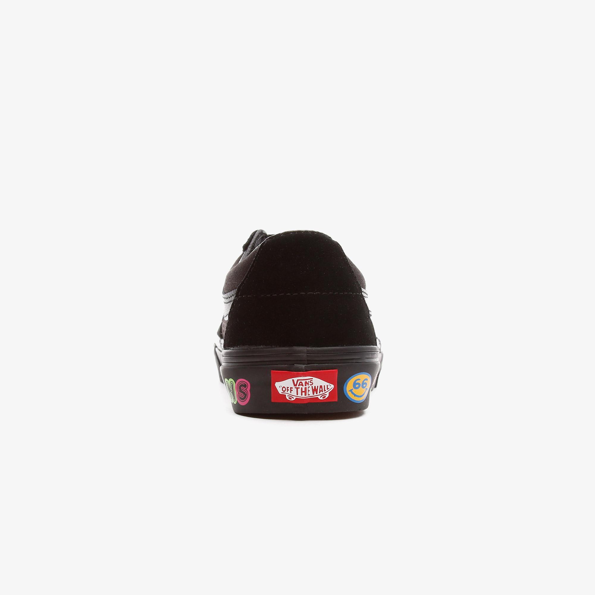 Vans SK8-Low Kadın Siyah Sneaker