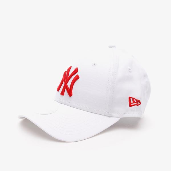 New Era Wmns League Ess 9Forty Neyyan Unisex  Beyaz Şapka