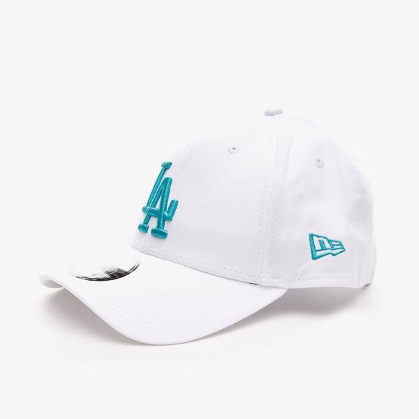 New Era League Essentıal 9Forty Losdod Unisex  Beyaz Şapka
