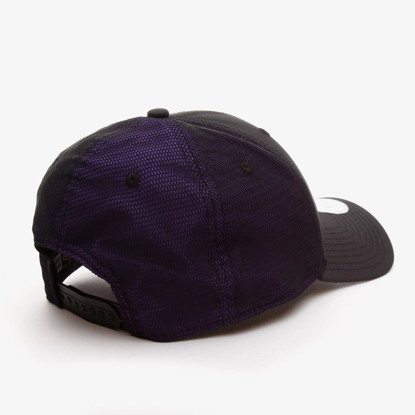New Era Mesh Underlay 9Forty Loslak Unisex  Siyah Şapka