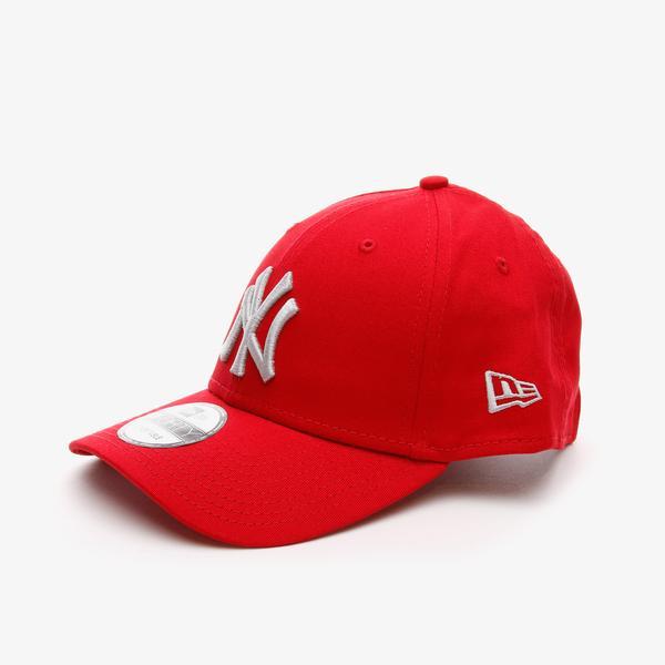 New Era League Essentıal 9Forty Neyyan Unisex  Kırmızı Şapka