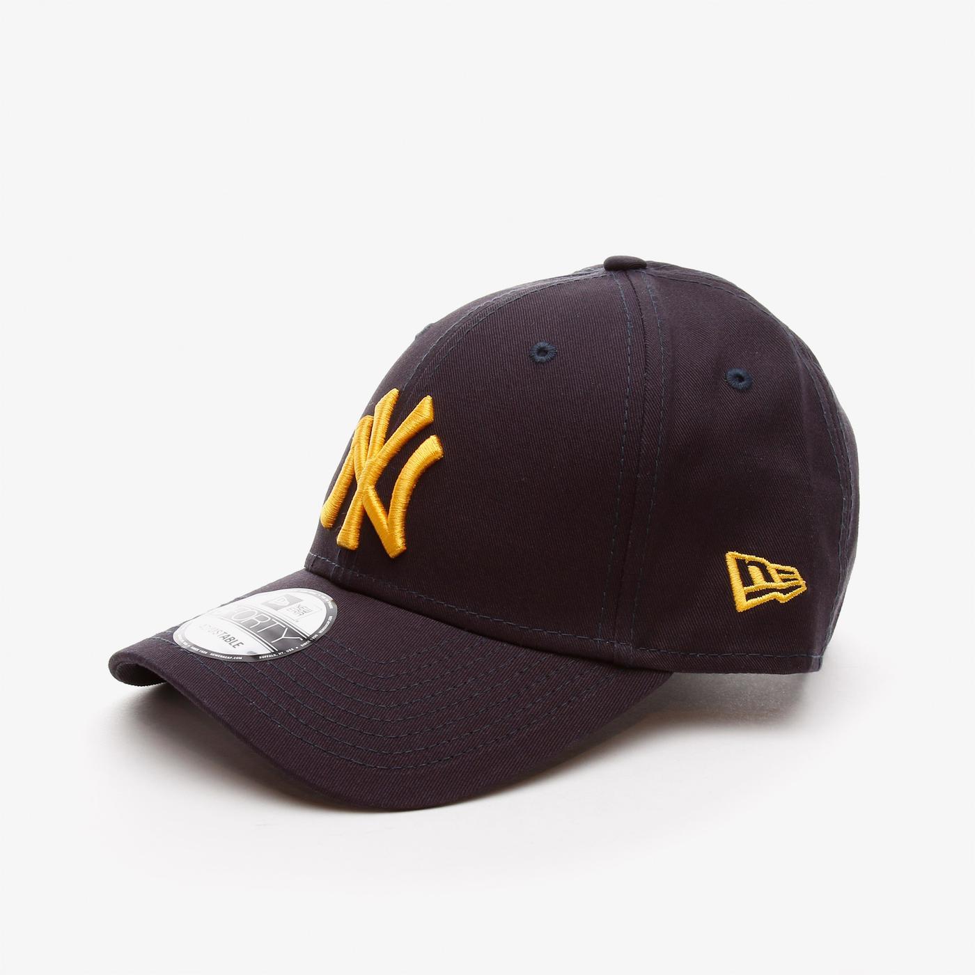 New Era League Essentıal 9Forty Neyyan Unisex  Lacivert Şapka