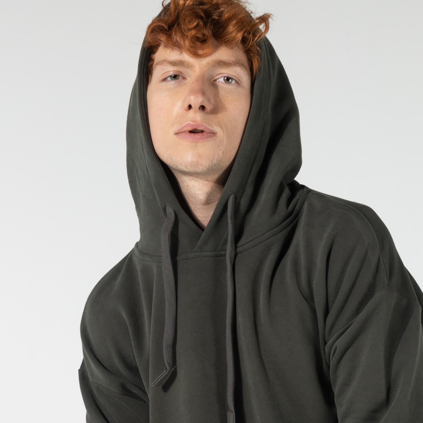 Ghetto Off Limits Unisex Haki Sweatshirt