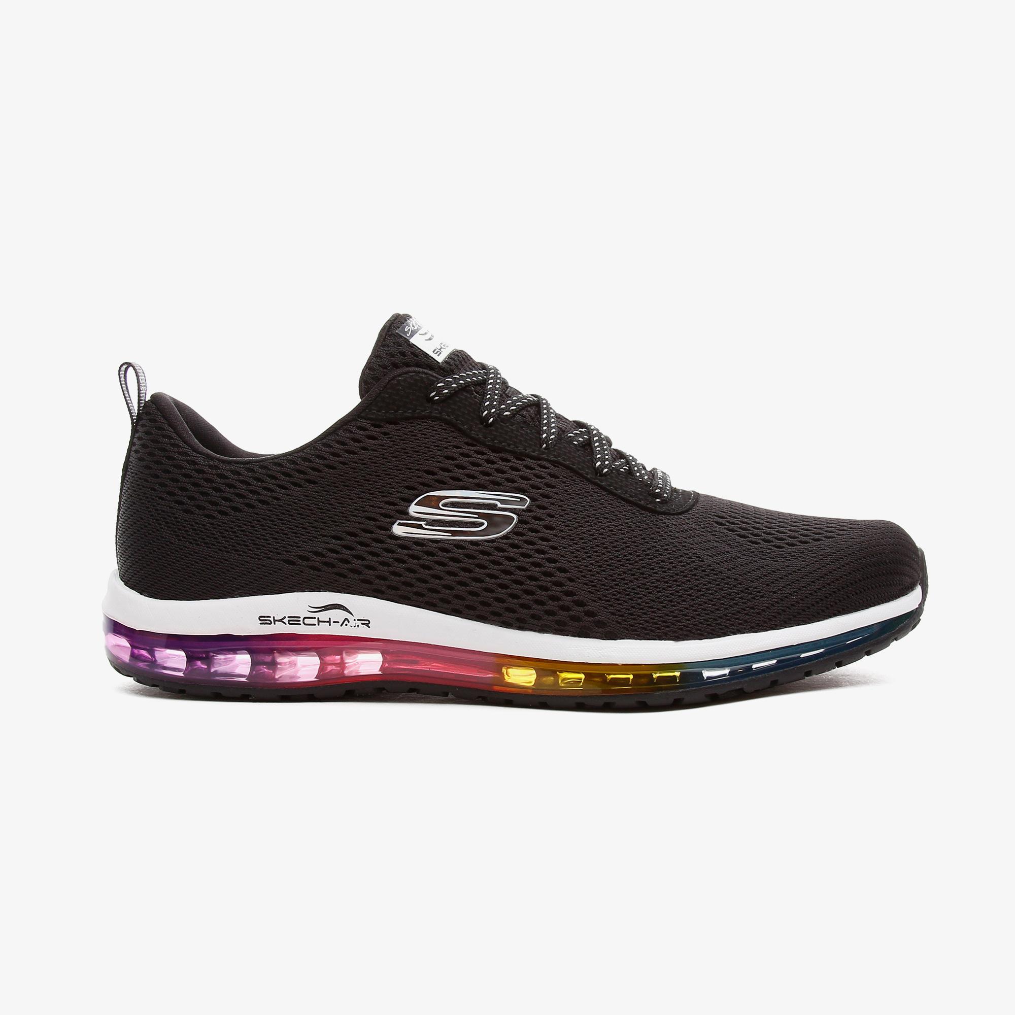 Skechers Skech-Air Element-Prelude Kadın Siyah Spor Ayakkabı