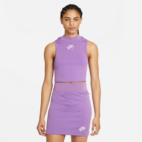 Nike Air Kadın Mor Tank T-Shirt