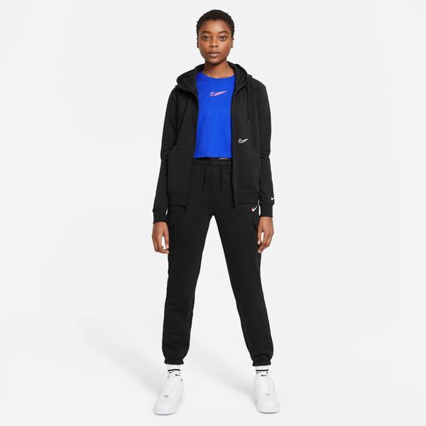 Nike Sportswear Kadın Siyah Kargo Eşofman Altı