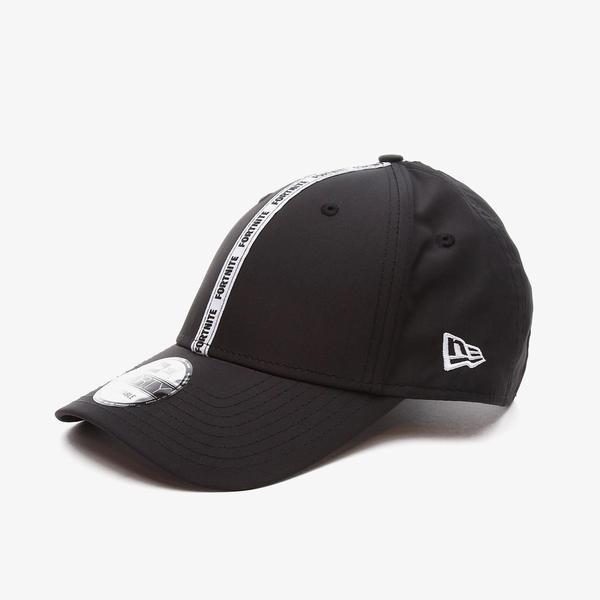 New Era Fortnite Tape 940 Unisex  Siyah Şapka