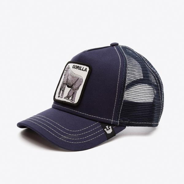 Goorin Bros King Of The Jungle Unisex Mavi Şapka