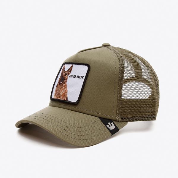 Goorin Bros Bouncer Unisex Yeşil Şapka