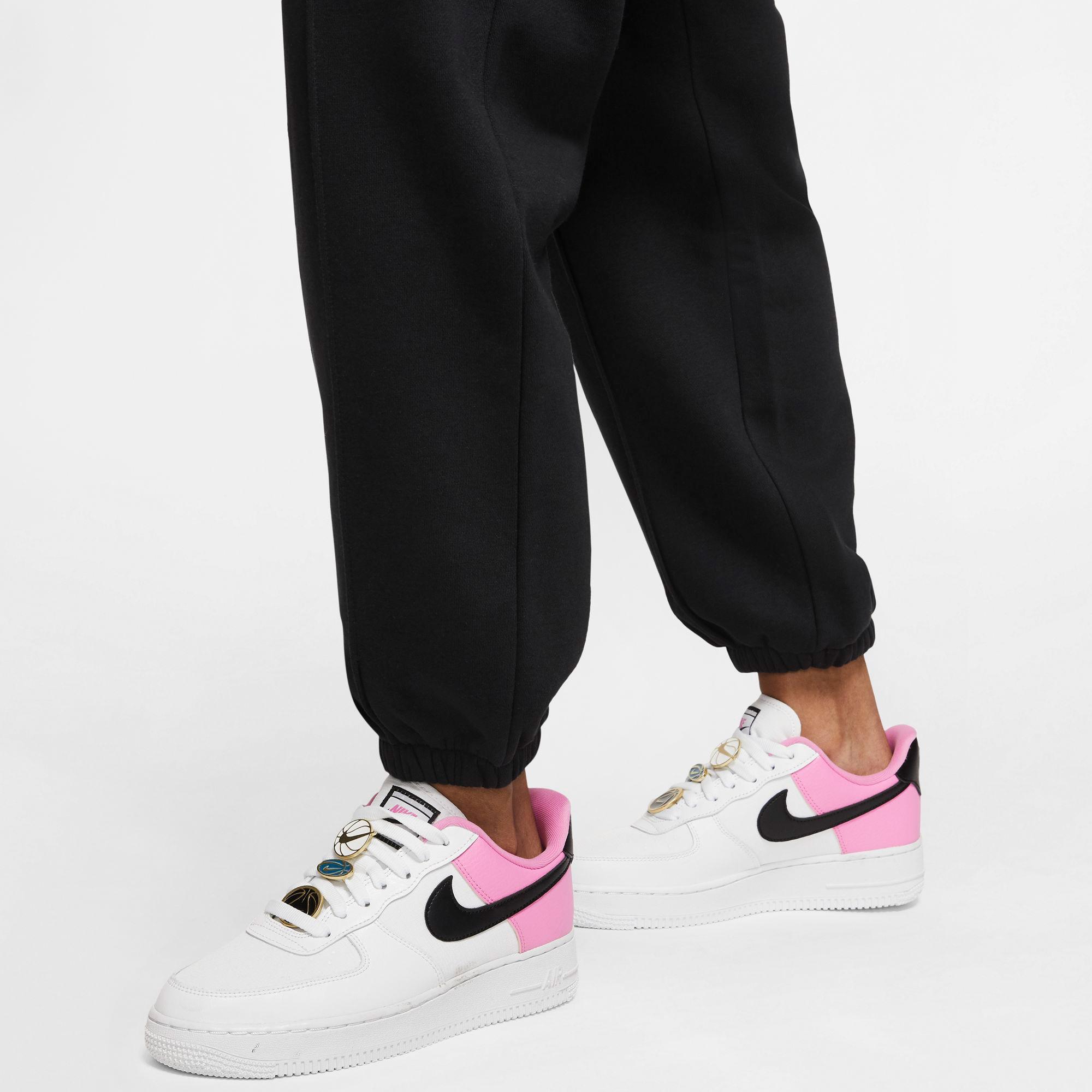 Nike Sportswear Essential Collection Kadın Siyah Eşofman Altı