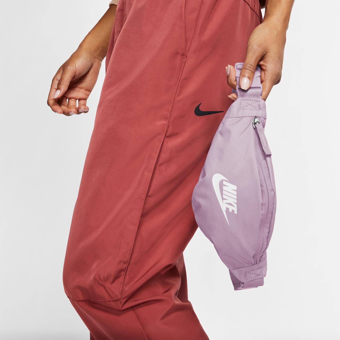 Nike Heritage Kadın Mor Bel Çantası
