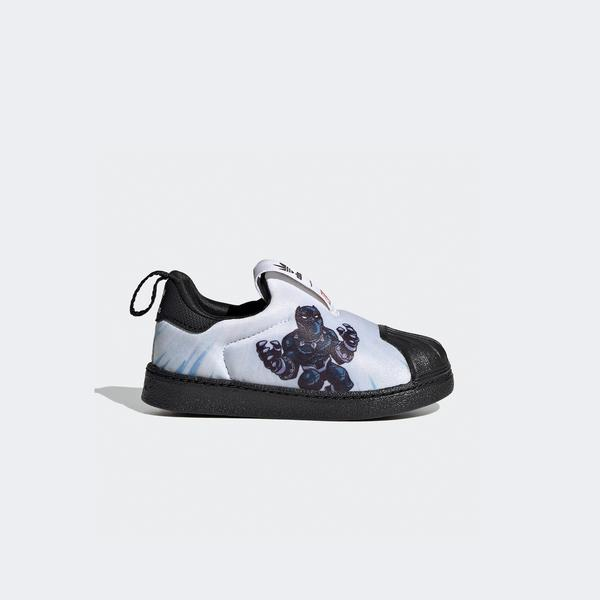 adidas Superstar 360 Bebek Beyaz Spor Ayakkabı