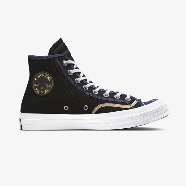 Converse Chuck 70 Varsity Hi Unisex Siyah Sneaker