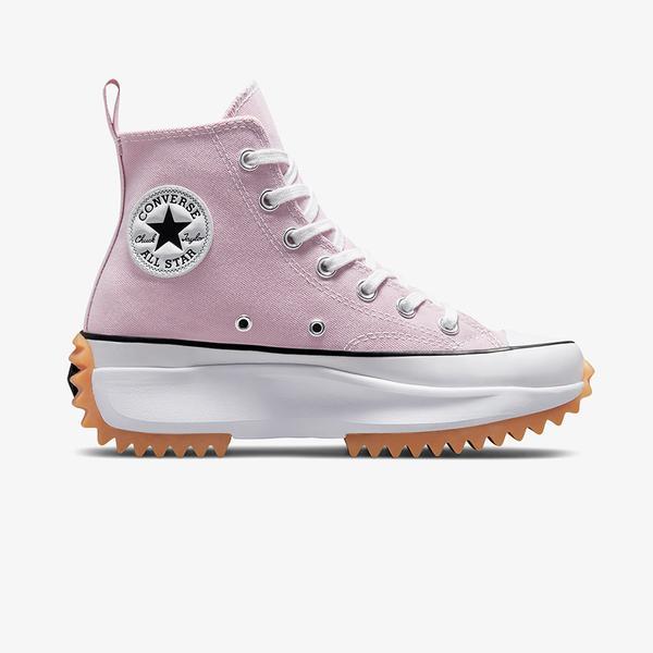 Converse Run Star Hike Hi Kadin Pembe Sneaker