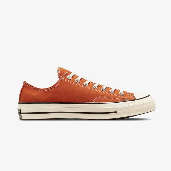 Converse Chuck 70 Low Unisex Turuncu Sneaker