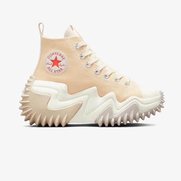 Converse Run Star Motion Platform Kadin Pembe Sneaker