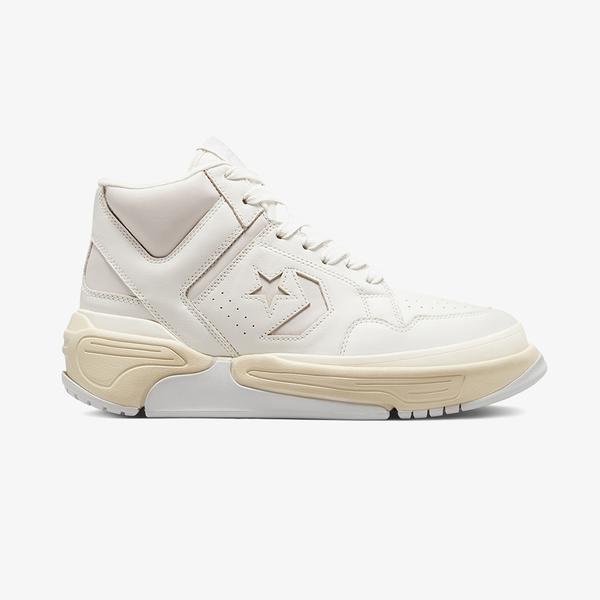 Converse Weapon Cx Mid Unisex Beyaz Deri Sneaker