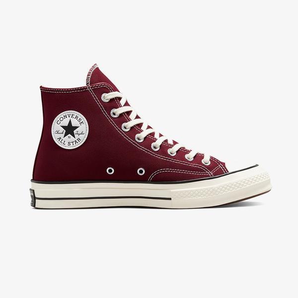 Converse Chuck 70 Hi Unisex Bordo Sneaker