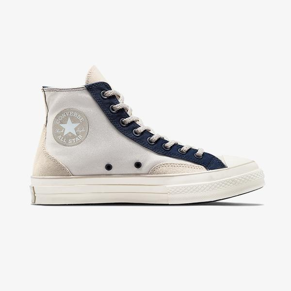 Converse Chuck 70 Court Hi Erkek Gri Sneaker