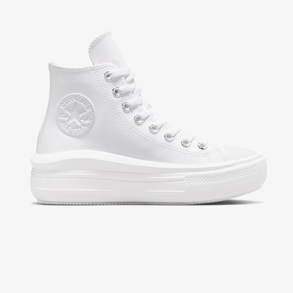 Converse Chuck Taylor All Star Move Hi Kadin Platform Beyaz Sneaker