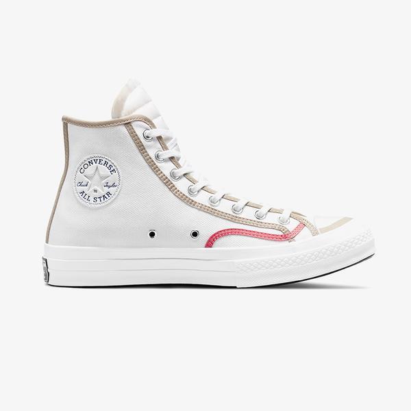 Converse Chuck 70 Varsity Hi Unisex Beyaz Sneaker