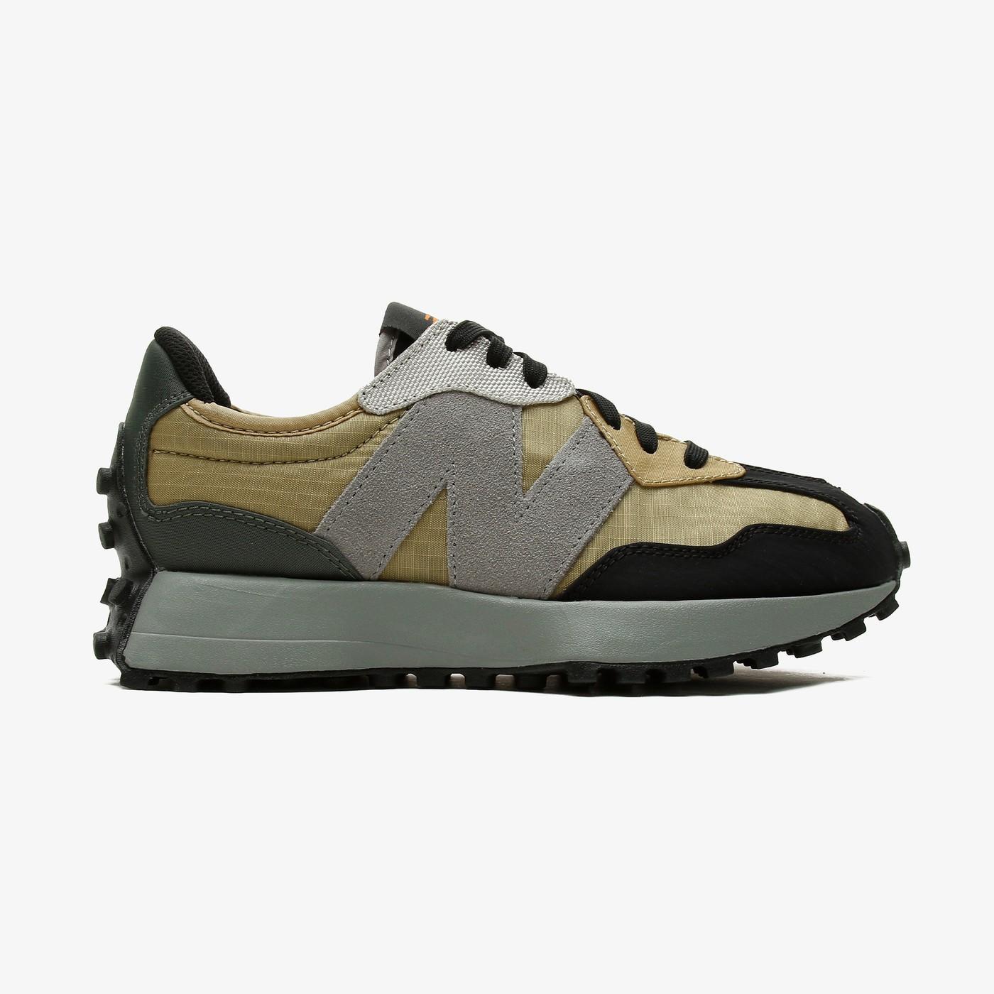 New Balance 327 Kadın Kahverengi Spor Ayakkabı