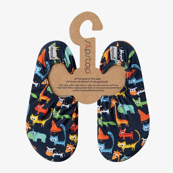 Slipstop Bebek Mavi Havuz Ayakkabısı