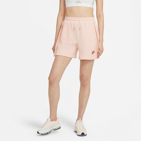 Nike Sportswear Earth Day Fit Kadın Pembe Rengi Şort