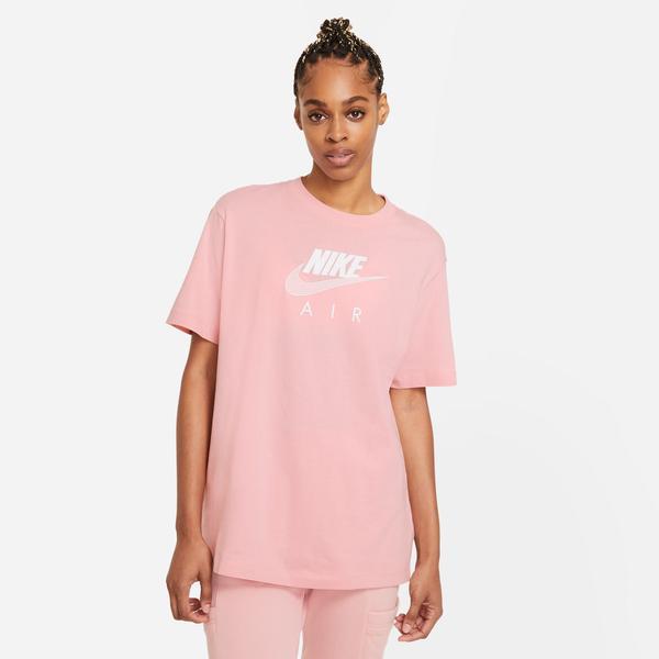 Nike Sportswear Air Bf Kadın Pembe T-Shirt