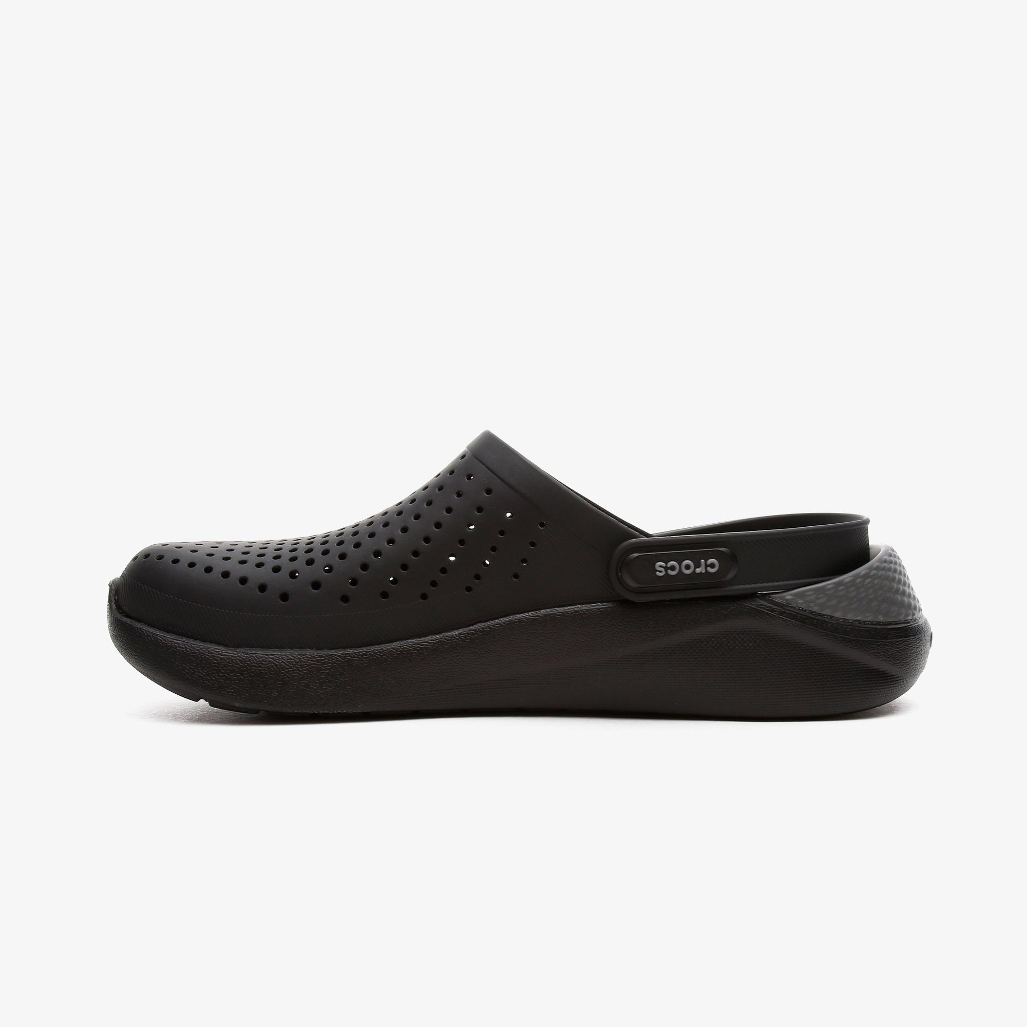 Crocs LiteRide Clog Unisex Siyah Terlik