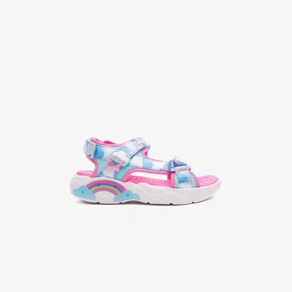Skechers Rainbow Racer Sandals-Summer Çocuk Mavi Sandalet