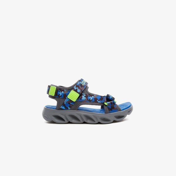 Skechers Hypno-Splash - Sun Breaks Çocuk Mavi Sandalet