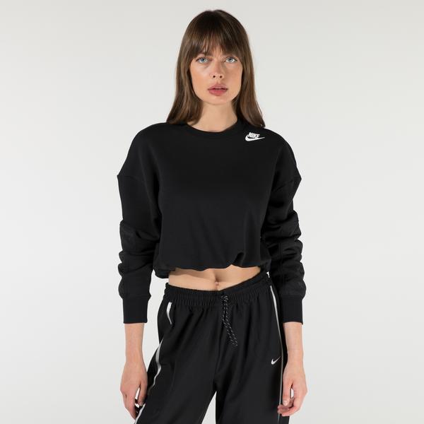Nike Sportswear Kadın Siyah Sweatshirt